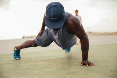Free Stock Photo of Man Doing One Armed Pushups — HD Images