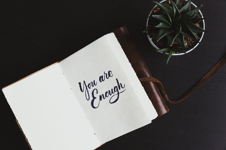 A Note Just To Say You Are Enough
