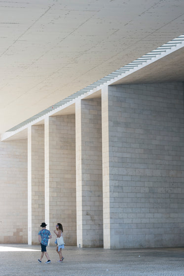 a walk through the pavilion of portugal