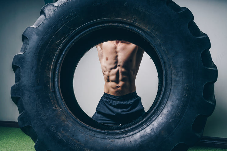 Abs Workout Tire