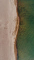 abstract image of beach scene