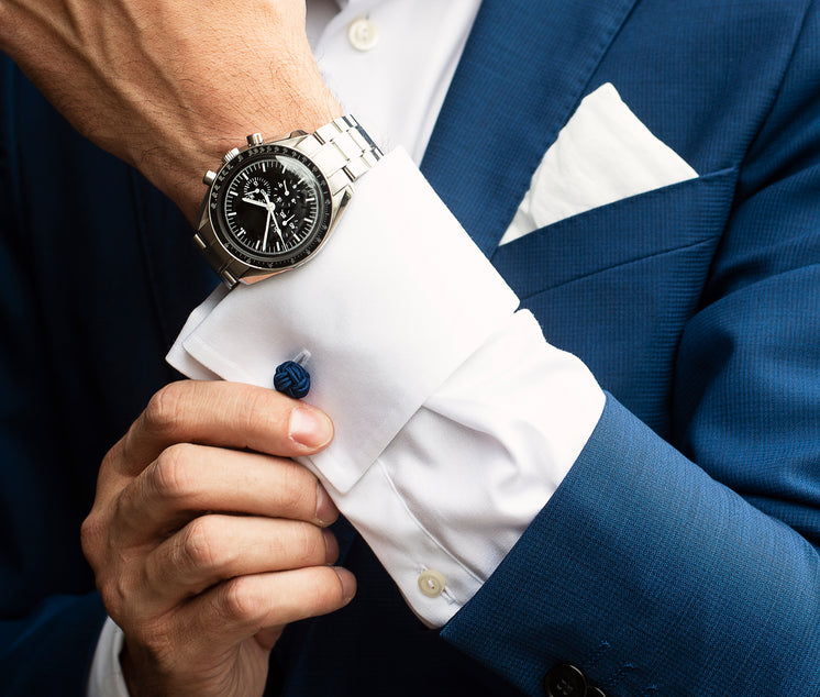 Adjusting French Cuffs Mens Fashion