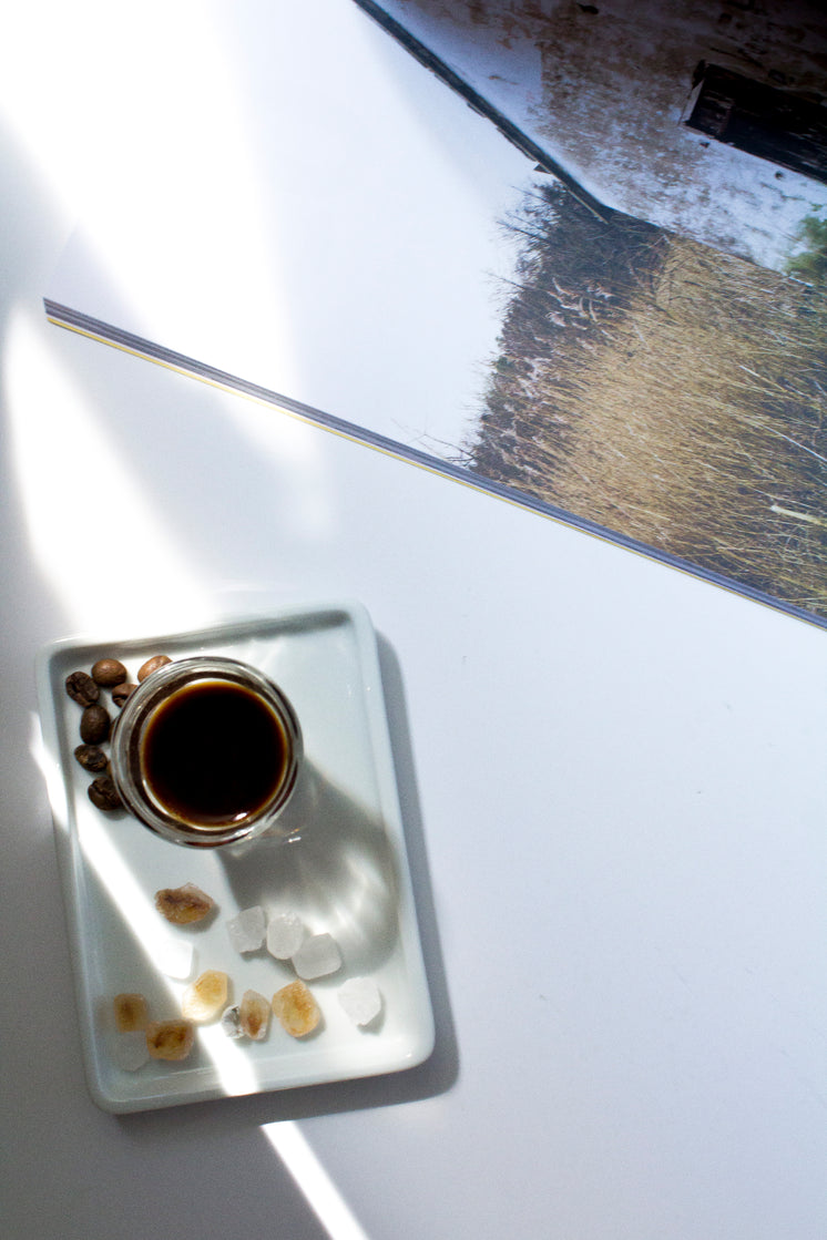 Afternoon Espresso With Photograph