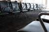 airport waiting area seating