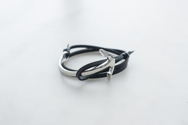 Picture of Anchor Bracelet For Men - Free Stock Photo