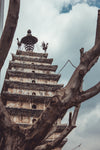 ancient chinese temple