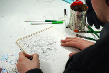 High Res Artists Doodle Picture — Free Images