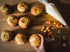 autumn baking for halloween muffins