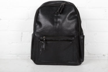 Free Backpack In Black Photo — High Res Pictures