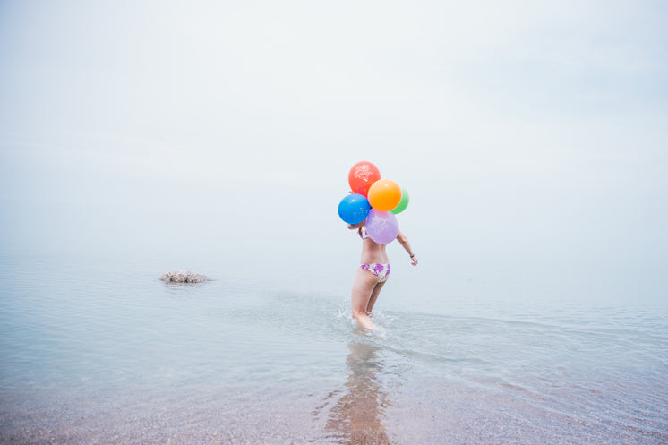 Beach Party Balloons