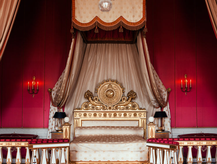 Bedroom of the Grand Trianon
