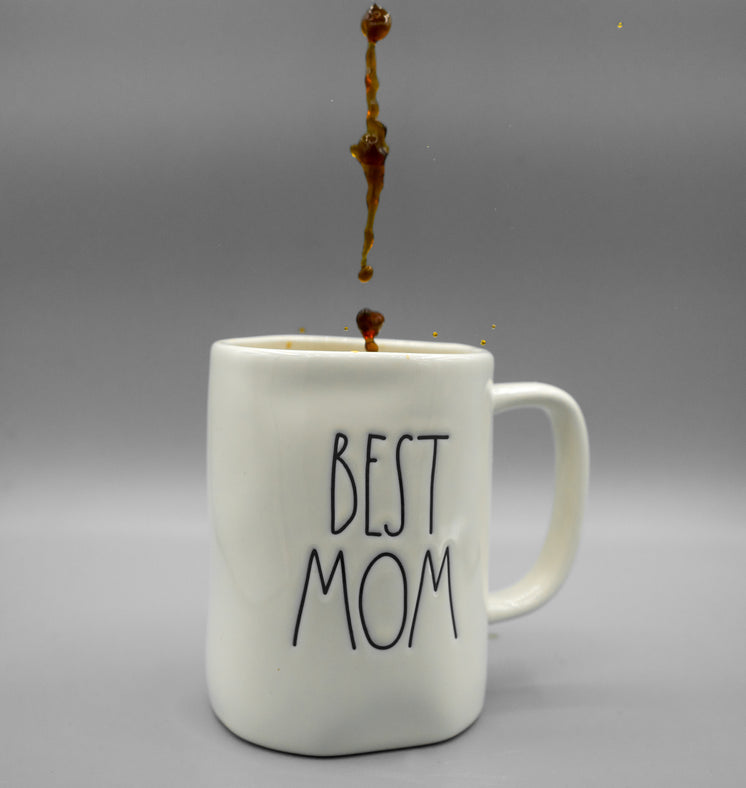 """Best Mom"" Coffee Mug"