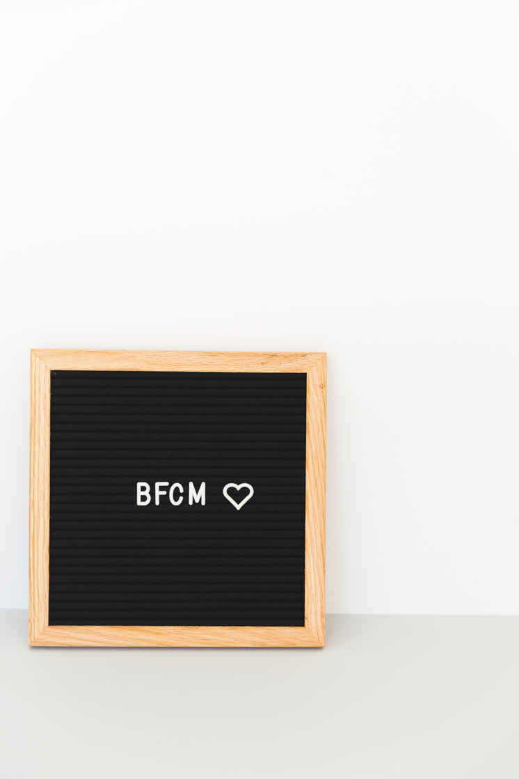 BFCM With Heart Sign