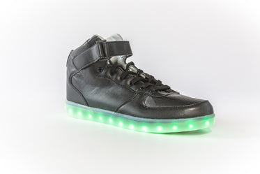 Picture of Black LED Shoe - Free Stock Photo