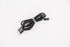 black braided iphone cable