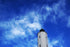 Free Blue Sky Behind Tower Top Image: Browse 1000s of Pics