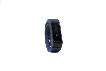 Picture of Blue Smart Watch - Free Stock Photo