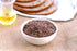 High Res Bowl Of Flax Seeds Picture — Free Images