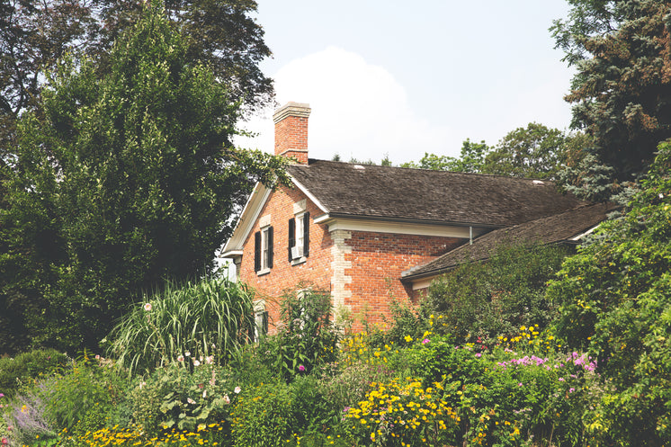 Brick Country House