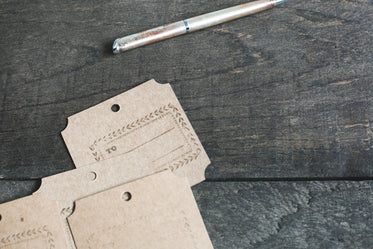 Free Stock Photo of Brown Package Labels — HD Images