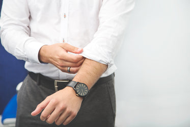 Free Businessman Rolls Up Sleeve Image: Browse 1000s of Pics