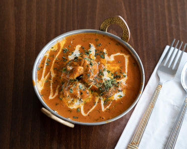 butter chicken indian dining