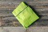 camping product waterproof green backpack