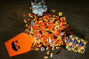 Browse Free HD Images of Candy For Halloween