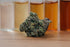 High Res Cannabis In Front Of Oils Picture — Free Images