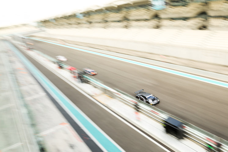Car 99 Takes the Lead In A Blur Of Speed