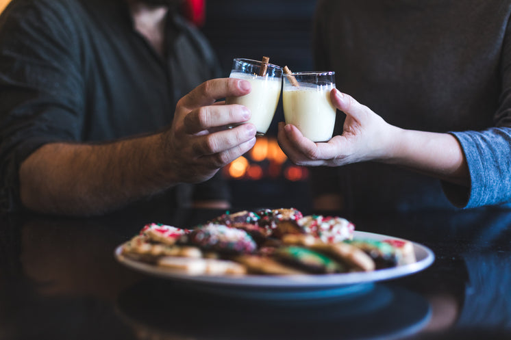 Cheers To Holiday eggnog