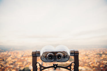 city view binoculars
