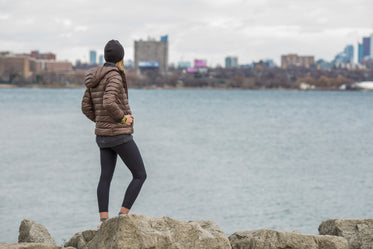 Picture of City Woman Exercising Outdoors - Free Stock Photo