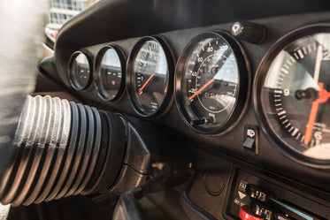 Free Stock Photo of Classic Car Dashboard — HD Images