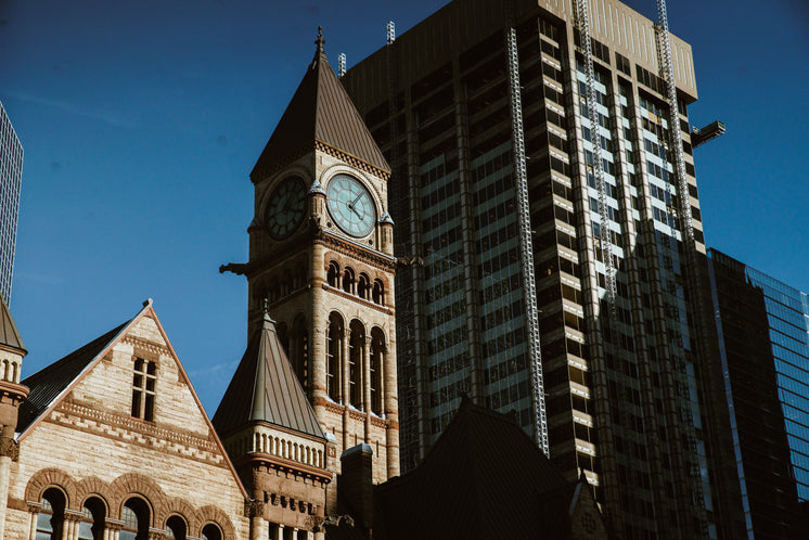 Classic Clock Tower By Modern Construction