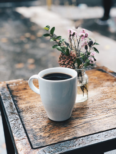 classic cup of coffee