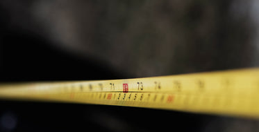 close up showing six feet on tape measure