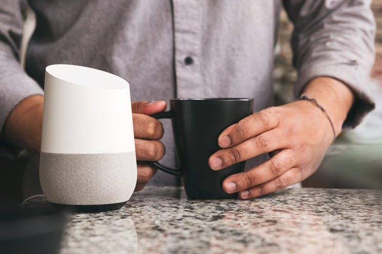 Coffee And Smart Home Device