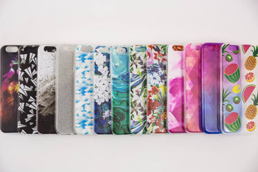 colorful cellphone cases