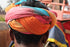 Colorful Turban In India