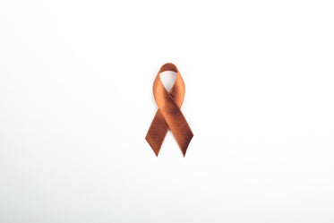 copper ribbon centered
