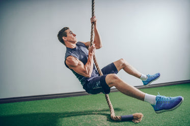 cross fit rope workout