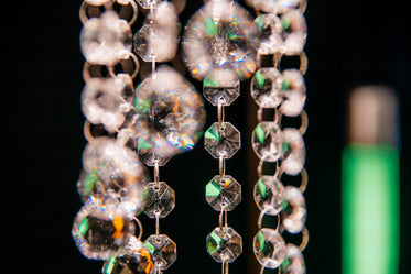High Res Crystal Chandelier Links Picture — Free Images