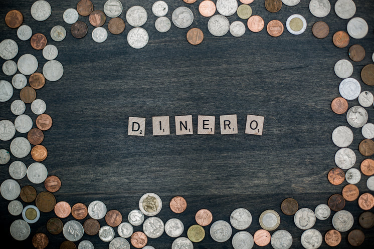 Dinero Spanish Money Letter Tiles