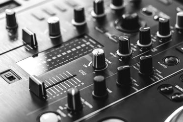 Free DJ Board Photo — High Res Pictures