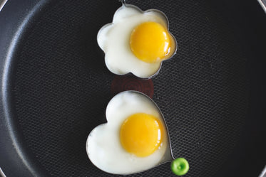 egg shape cooking