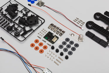 electronic components for science project