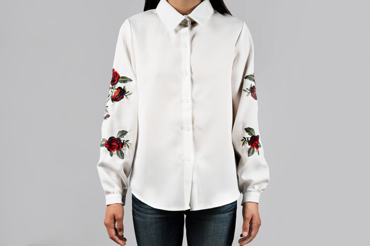 Embroidered Womens Top