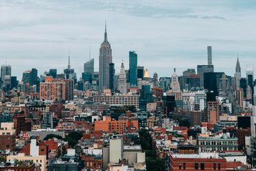 Browse Free HD Images of Empire State City Skyline