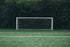 Browse Free HD Images of Empty Soccer Net In Front Of Forrest